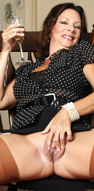 Big Boobs porn photo with mature women